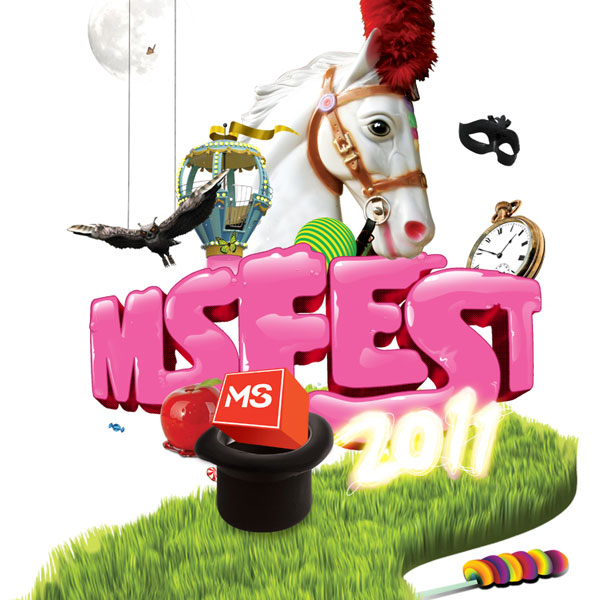 Msfest 2011 Calling all local artists